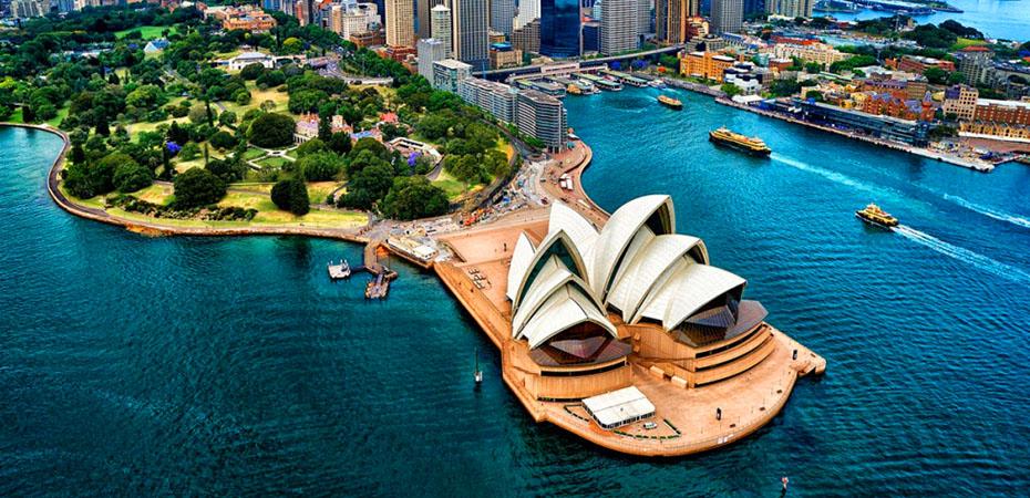 В Австралии появится прибрежное шоссе для электромобилей